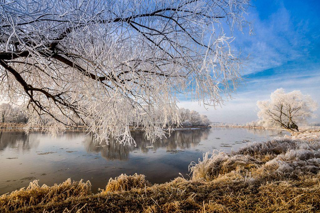 Zima nad Bugiem