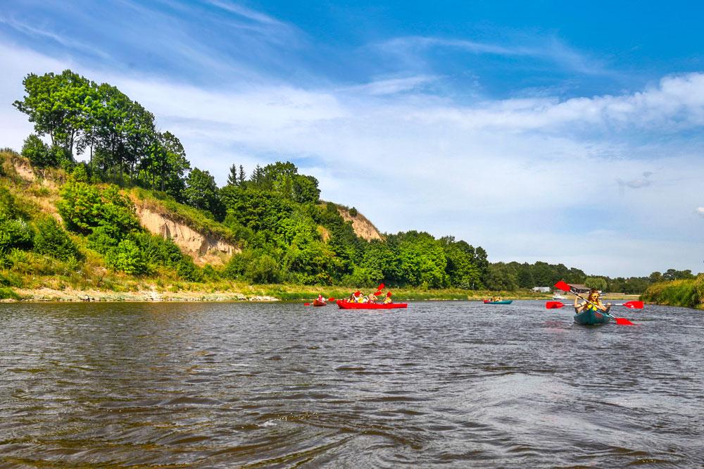 Spływ kajakowy po Bugu - Drohiczyn